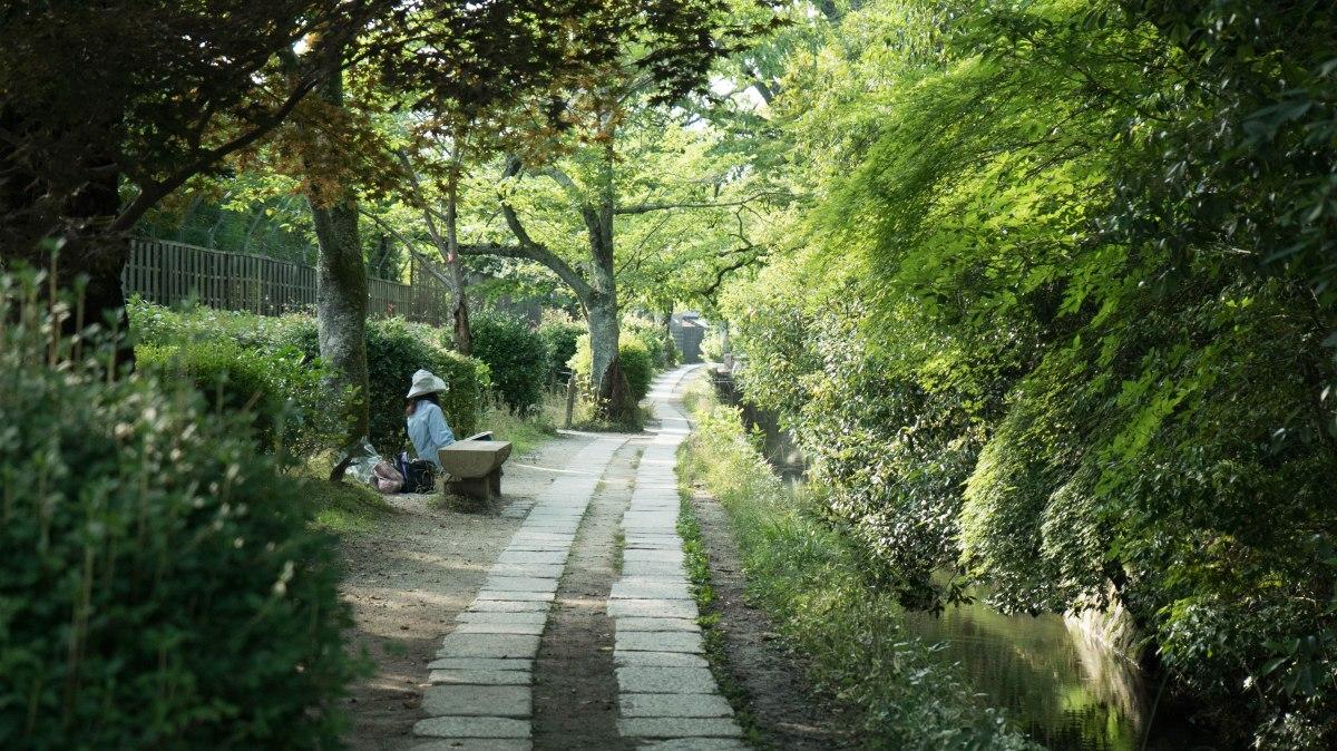 Le nord de Kyoto et le Chemin de laPhilosophie