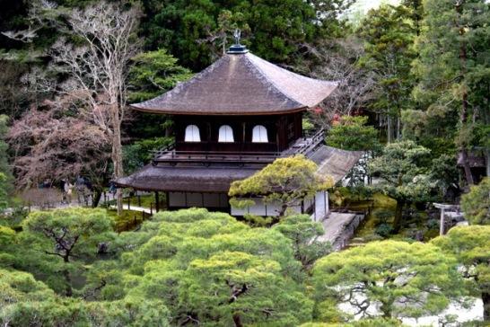 Japon - 02 avril au 16 avril 2017 - Kyoto - le temple Ginkaku-ji ou Pavillon d'argent21
