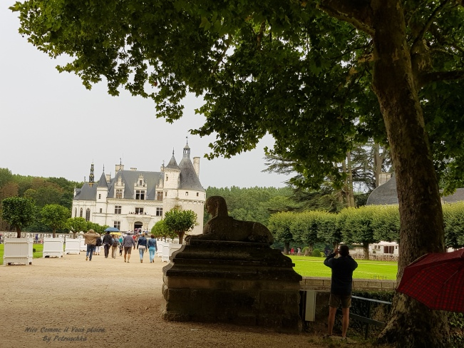 arrivee_chenonceau2_nicecommeilvousplaira